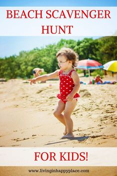 BEACH SCAVENGER HUNT FOR KIDS! Have even more fun at the beach with kids this summer with a printable beach scavenger hunt. Kids activities for summer beach games for kids Fun Activities For Toddlers, Beach Activities, Preschool Games, Travel Activities, Toddler Preschool, Beach Kids, Summer Kids, Beach Fun, Summer Beach