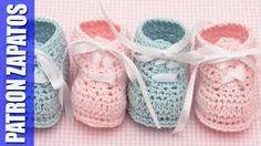 Resultado de imagen de esquema de patucos a ganchillo gratis Baby Shoes, Kids, Clothes, Google, Fashion, Baby Things, Zapatos, Young Children, Outfits