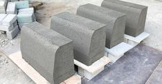 kanstin-5 Outdoor Furniture Sets, Outdoor Decor, Concrete, Couch, Wood, Home Decor, Madeira, Homemade Home Decor, Sofa