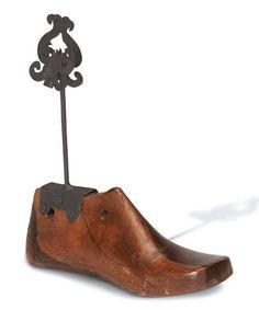 Love this Vintage-Inspired Shoe Card Holder on #zulily! #zulilyfinds