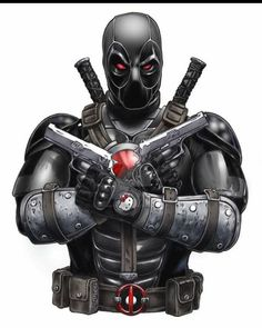 Deadpool Art, Deadpool Cosplay, Deadpool Stuff, Deadpool Wallpaper, Marvel Wallpaper, Deadpool Pictures, Punisher Comics, Anime Gangster, Cute Kittens
