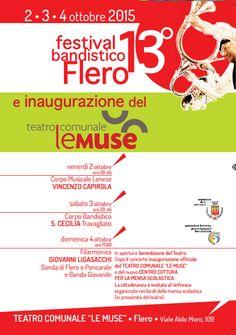 13 Festival Bandistico di Flero http://www.panesalamina.com/2015/41803-13-festival-bandistico-di-flero.html