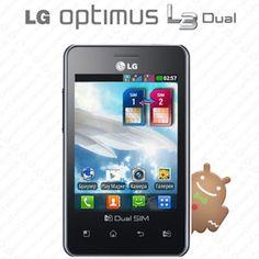 LG E405 Optimus L3 - annunciata la versione con supporto Dual SIM