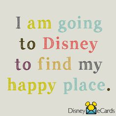 Disney makes me happy :) August first can't come soon enough!!!!