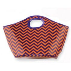 Clemson Tigers cooler tote, available at TotallyCollegiate.com