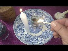 Happy Life Tips, Candle Making, Wicca, Birthday Candles, Life Hacks, How To Make, Magic, Youtube, Kenya