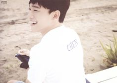 Chen - 170315 Second official photobook 'Dear Happiness' - [SCAN][HQ] Credit: 나의 빛, MY LUZ B!.