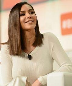 Le carré plongeant de Kim Kardashian - coiffure tendance de l'automne ?