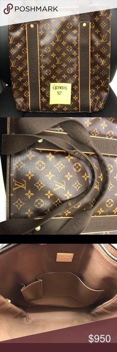 Louis Vuitton Monogram Beaubourg Excellent condition. Comes with dust bag only. 100% authentic. Louis Vuitton Bags Shoulder Bags