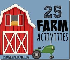 Get ready for spring or fall with these fun farm activities