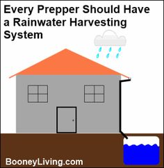 Why Rainwater Harvesting is a Good Idea For Emergency Preparedness