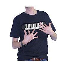Camiseta Piano