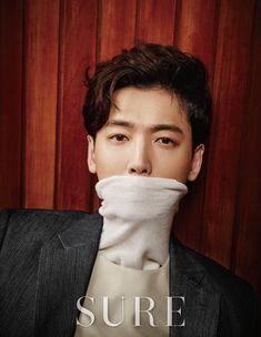 Jung Kyung Ho - Sure Magazine January Issue '16 - Korean Magazine Lovers