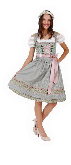 dirndl jurk maken