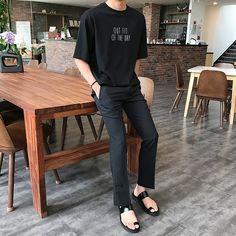 New mens fashion asian korea street styles 38 Ideas New Mens Fashion, Korean Fashion Trends, Popular Mens Fashion, Korea Fashion, Korea Street Style, Casual Outfits, Fashion Outfits, Minimal Fashion, Mens Clothing Styles