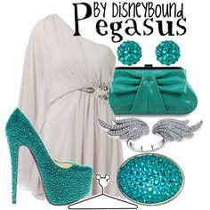 dress like your favorite disney character: Pegasus