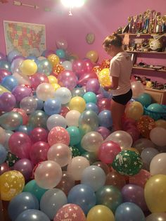 Take Her To A Place Full Of Balloons
