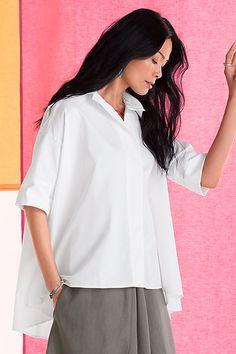 Hip Henley Shirt
