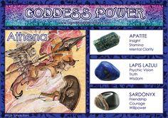 Goddess Power: Athena!