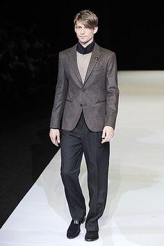 Emporio Armani Armani Men, Emporio Armani, Giorgio Armani, Men's Style, Suit Jacket, Style Inspiration, Coat, Pretty, People