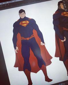 Resultado de imagem para phil Bourassa superman design