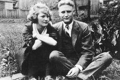 F. Scott Fitzgerald and Zelda