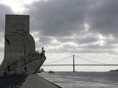 blogdetravel: Jurnal de călătorie, Lisabona 2010 - Monumentul De... Tower Bridge, Travel, Viajes, Trips, Tourism, Traveling