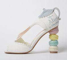 Tea party sandals