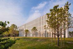 Extension of Université de Provence in Aix-en-Provence