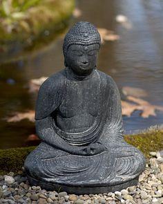 Buddha cast stone Buddha statue made by Campania International