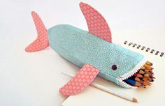 Estojo de tubarão