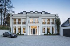 The Mount � A 12,000 Square Foot Newly Built Mansion In Surrey, England