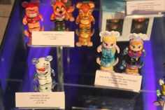 Vinylmation previews from the 13 Reflections of Evil Vinylmation Showcase at Epcot on 9/15/13 #Disney #Vinylmation #Collectibles #toys