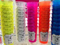 Vasos personalizados para todo evento Pide tu cotizacion en www.andalisandaliasypantuflas.com