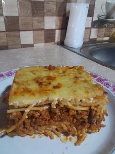 Food Hacks, Lasagna, Cooking Recipes, Meals, Bacon, Ethnic Recipes, Foods, Cooking, Food Food