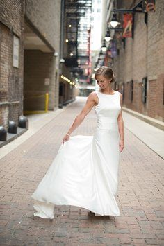 J crew percy gown good back not sure about the boatneck wedding jew percy gown wedding dress 400 junglespirit Choice Image