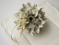 book page christmas ornaments small tree ball craft reused paper decoration ideas
