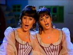 ▶ Gitti und Erika - Heimweh-Jodler - Superhitparade der Volksmusik - 1983 - YouTube