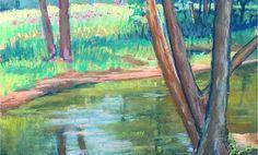 Kentucky Artist, Fran Redmon Fine Art, Home Page | Archives