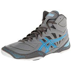bc1c32d923e Asics Mens Dan Gable Ultimate 3 Mesh Lightweight Wrestling Shoes