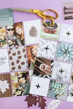 Scrapbook Sunday: November Messy Box (A Beautiful Mess) Craft Projects For Adults, Arts And Crafts Projects, Fun Projects, Diy And Crafts, Paper Crafts, Craft Ideas, Travel Journal Scrapbook, Scrapbook Blog, Scrapbooking