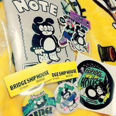 BRIDGE SHIP HOUSE Toy Packaging, Packaging Design, Branding Design, Print Design, Web Design, Pop Art Illustration, Artist Alley, Retro Cartoons, Graphic Design Layouts