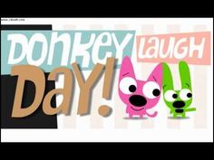 Hoops & Yoyo - It's donkey laugh day