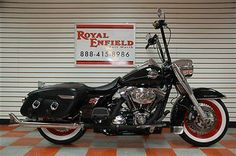 Harley-Davidson : Touring ROADKING BAGGER 2008 HARLEY ROADKING CLASSIC BAGGER LOW MILES VERY NICE UPGRADES FINANCING CALL!