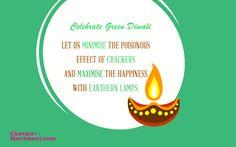 #GreenDiwali #SayNoToCrackers #PollutionFree #HappyDiwali