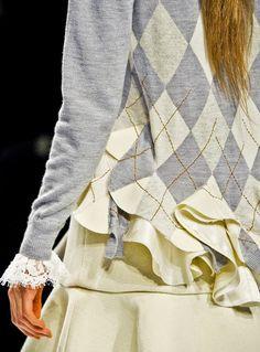 sacai- totally adore this style!!!