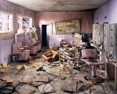 Fotos inacreditáveis revelam o mundo pós-apocalípse