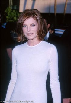"""renee russo thomas crown affair 