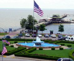 Fairhope, Alabama Pier... oh my this place was breathtaking!