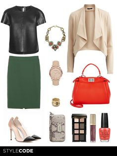 Fall Style for MarieClaire Magazine.